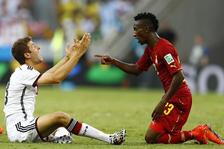 Ghana - Alemania